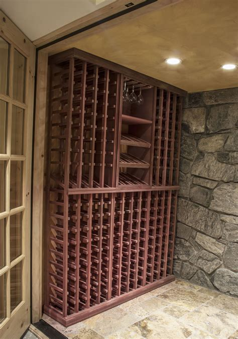 Closet Wine Cellars by Custom Wine Cellar Doesn T To The Bank