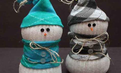 Preschool Kitchen Furniture christmas crafts making a sock snowman art ideas crafts
