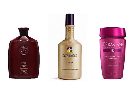 best salon shoo color treated hair best color treated shoo conditioners