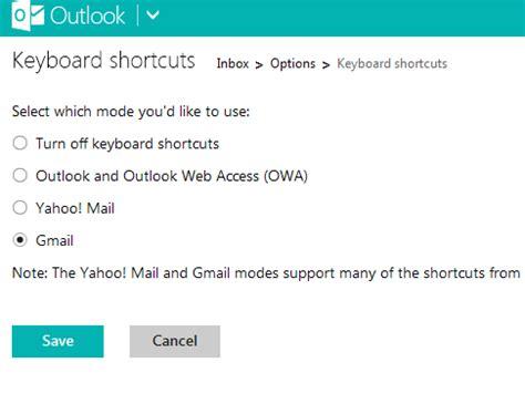 yahoo email keyboard shortcuts outlook keyboard shortcuts how to use gmail shortcut