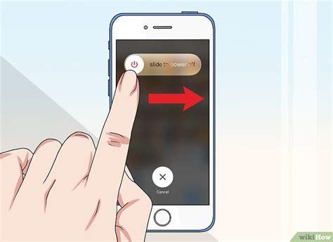 iphone ausschalten knopf kaputt ein iphone ausschalten wikihow