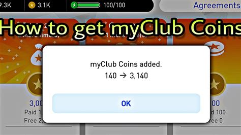 Myclub Coins 18k Akun Pes 2017 Mobile how to get 3000 my club coins in pes 2018 mobile