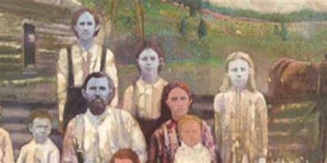 blue family meet the blue skinned fugate family of the kentucky hills