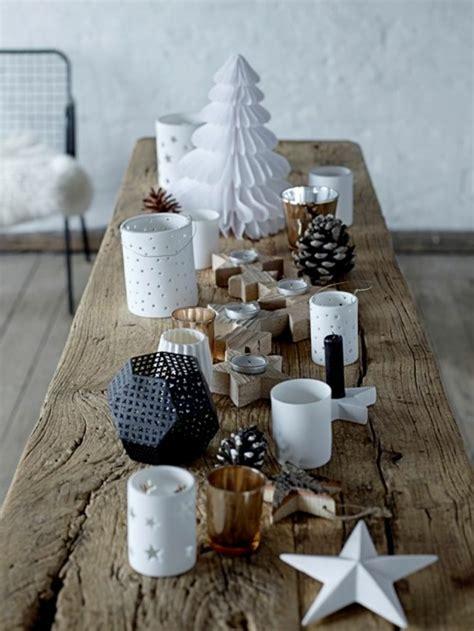 Weihnachtliche Tischdeko Ideen by 40 Leichte Schnelle Und G 252 Nstige Tischdekoration Ideen