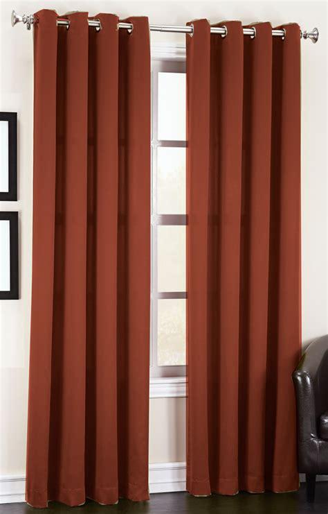grommet room darkening curtains madison grommet top curtain panel sage lichtenberg
