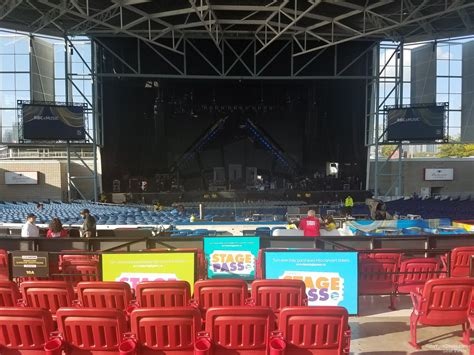 stage sections budweiser stage section 303 rateyourseats com