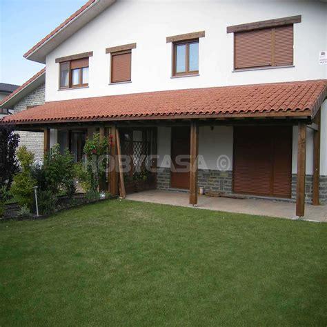 de porches porches modernos de madera con l 237 neas rectas en madera