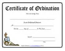 deacon ordination certificate template free printable ordained deacon certificate of ordination