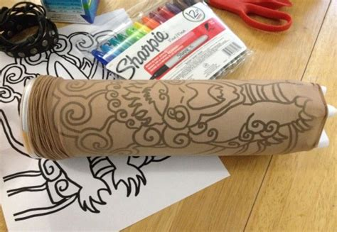 easy tattoo making how to make quick and easy tattoo sleeves