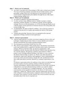 tok presentation template tok theory of knowledge presentation script to what
