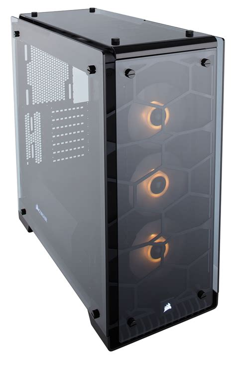best computer chassis review corsair series 570x rgb chassis hexus net