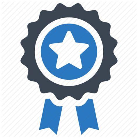 achievement award best quality ribbon icon icon