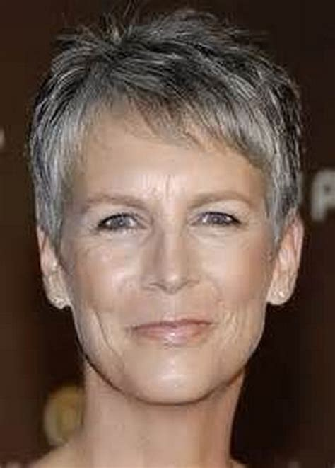 haircuts for grey hair over 60 short hairstyles women over 60
