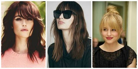 people who look better with bangs 4 bangs hairstyles to bang or not to bang fashion tag blog