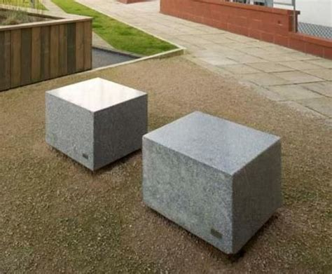 cast stone bench escofet socrates cast stone benches landscape architecture features benches