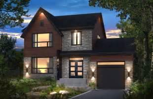 English Cottage Style House Plans maison neuve cottage mod 232 le archipel