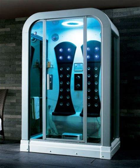 Scottish Shower by Royal Ssww B512 Steam Shower Unit Computer With