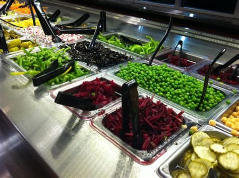 Best Salad Bar Toppings by Salad Bar Toppings Yelp