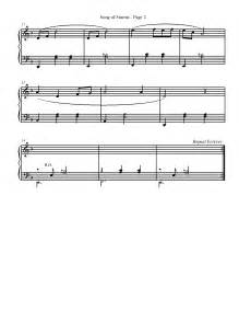 The legend of zelda sheet music pg 1 by noiporcs on deviantart