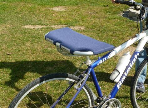 best bike seat for big sit back a bit more and relax bentrider forums