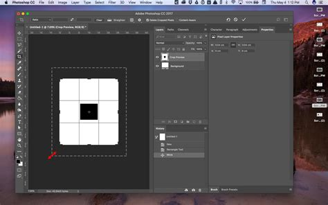 photoshop guide layout artboard adobe photoshop why can t i resize the artboard in cc