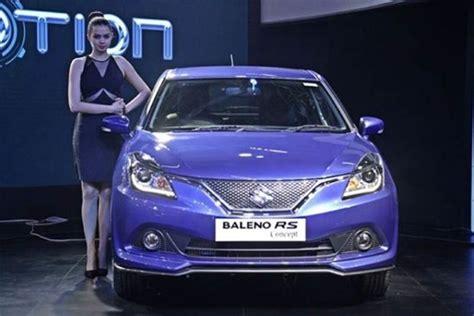 Maruti Suzuki Launch Date Five Things You Don T About Maruti Suzuki Baleno Rs