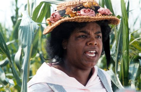 the color purple book characters how oprah took charge of career black ceo
