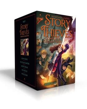 A Book Of Spirits And Thieves By Ebook Novel story thieves books by chris eliopoulos and kirby heyborne from simon schuster
