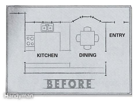 kitchen renovation floor plans home remodeling tips remodeling your ranch home the