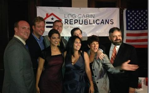 log cabin republicans banned  conservative conference news