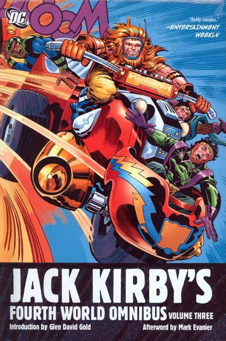 fourth world by kirby omnibus kirbys fourth world omnibus vol 3 hc
