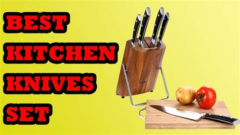 best kitchen knives set 2018 top 10 kitchen knives set