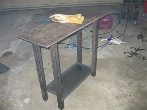 Welding Table Plans Pictures To Pin On Pinterest Pinsdaddy Welding Table Plans