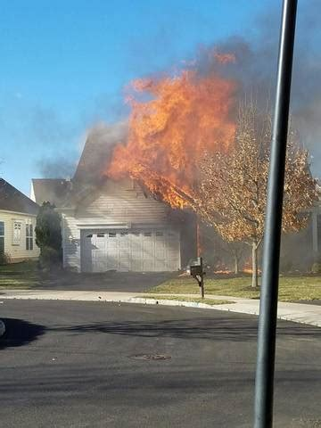 somerset county section 8 house fire in somerset section of franklin township