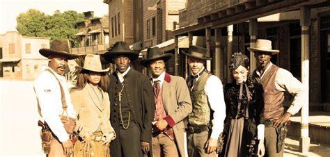 american cowboy film international house screens black western and more
