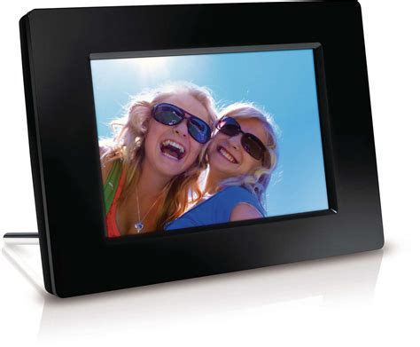 cornici elettroniche digital photoframe spf1307 05 philips