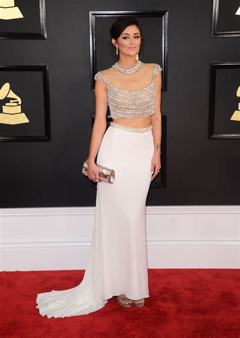 Grammy Awards by Caroline D On Carpet Grammy Awards In Los