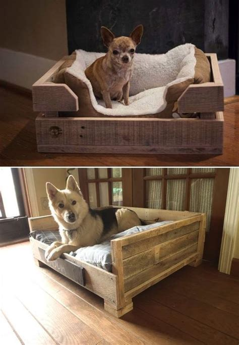diy wooden dog bed 15 creative dog bed design ideas home design and interior