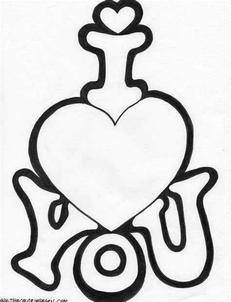i love you boyfriend coloring pages i love you coloring pages to print az coloring pages