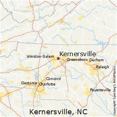 zip code map kernersville nc best places to live in kernersville north carolina