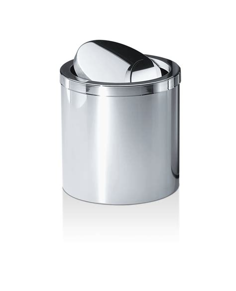 stainless steel bathroom trash can bathroom trash can stainless steel dw decor walther trash