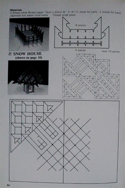 Pop Up Geometric Origami - pop up geometric origami pop up geometric origami