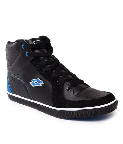 lotto basketball shoes lotto concept black blue basketball shoes price in india