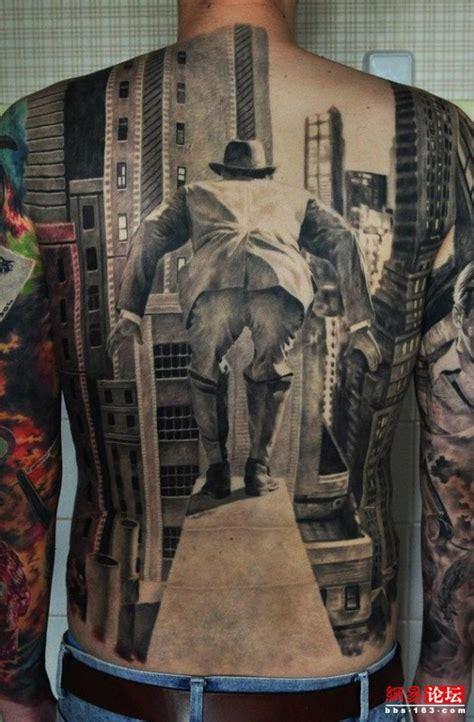史上最牛逼的纹身图片