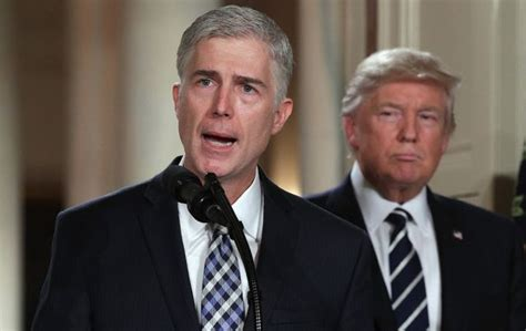 neil gorsuch mother and father justice neil gorsuch another irish catholic judge for