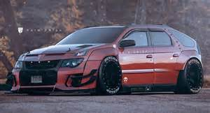 Pontiac Aztez More Somehow Makes The Pontiac Aztek More Beautiful