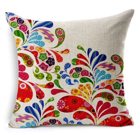 pillow cushion covers for sofa