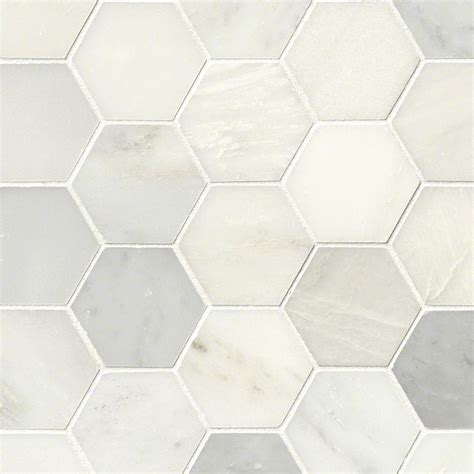 MS International Marble Mosaics Other Polished Greecian