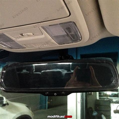 Dudukan Spion Toyota baru auto dimming rearview mirror