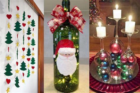 ideias baratas para decorar mesa de natal 8 ideias criativas para decorar sua casa no natal veja fotos